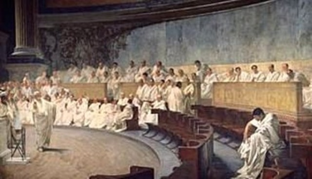 Roma maquiavelo