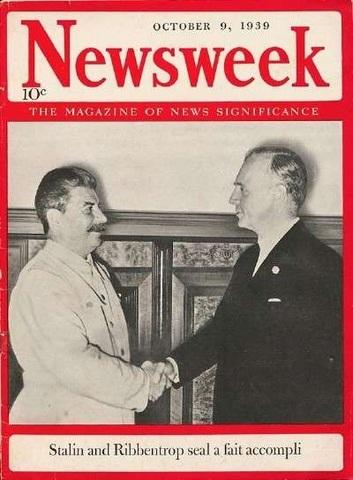 German- Soviet Nonaggression Pact