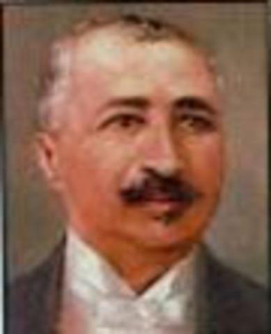 Climaco Calderon Reyes Presidente (e)