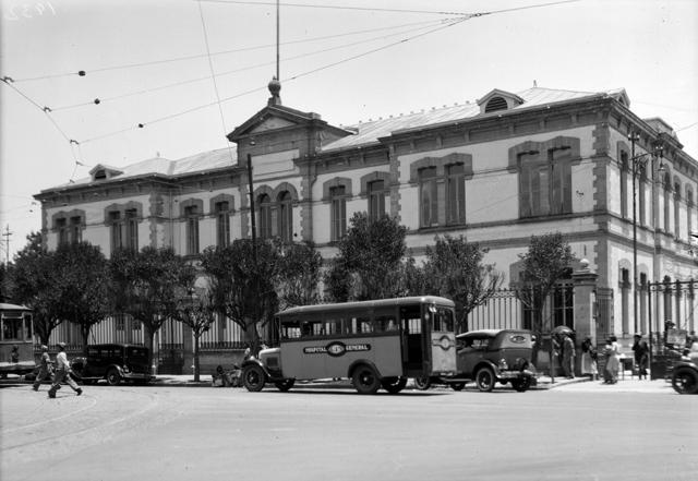 Se Inaguro el Hospital General de México