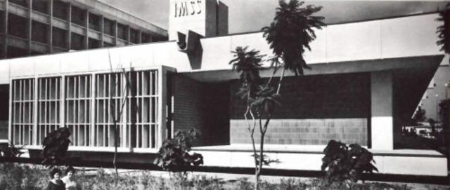 Se inagura el IMSS en 1954 La raza