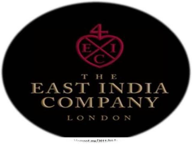 Compañía británica de las indias orientales.