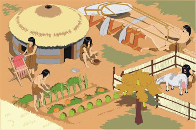 Se descubre la agricultura
