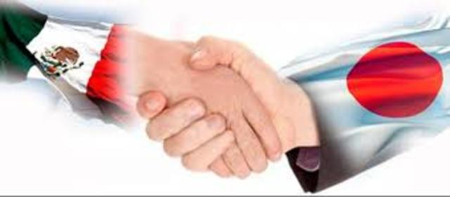Acuerdo entre Mexico y Japon.