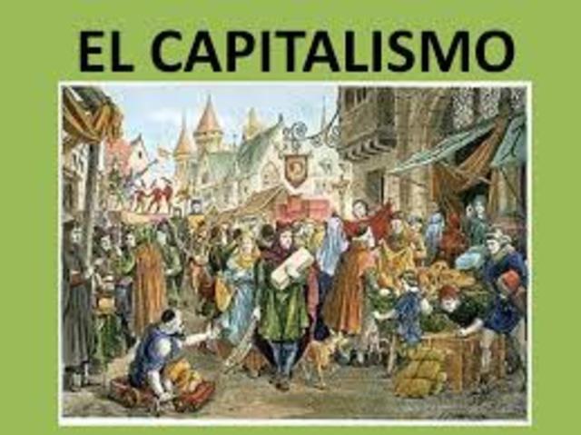 Capitalismo comercial del mercado moderno