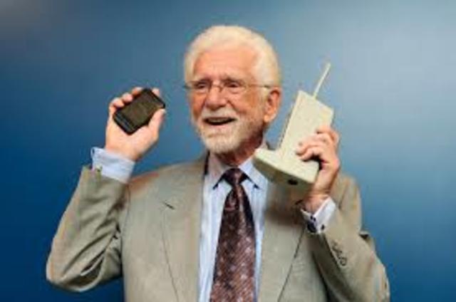 Primera llamada digital