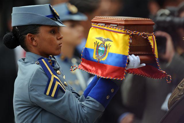Masacre militar en el sur de bolívar