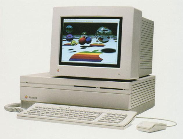 Primer Virus para Macintosh