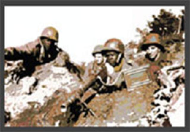 1951 Batallón Colombia en la Guerra de Corea