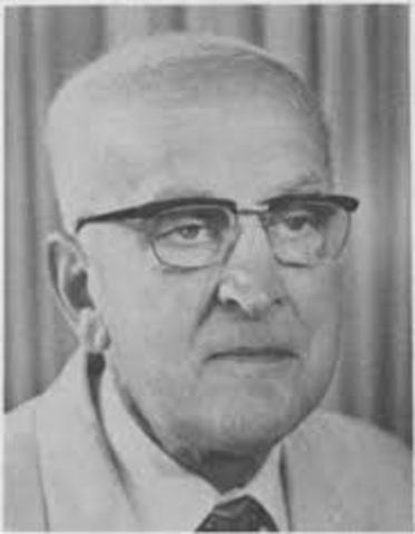 Leonard H.C. Tippett - Inglaterra