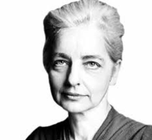 Ruth Benedict - Estados Unidos