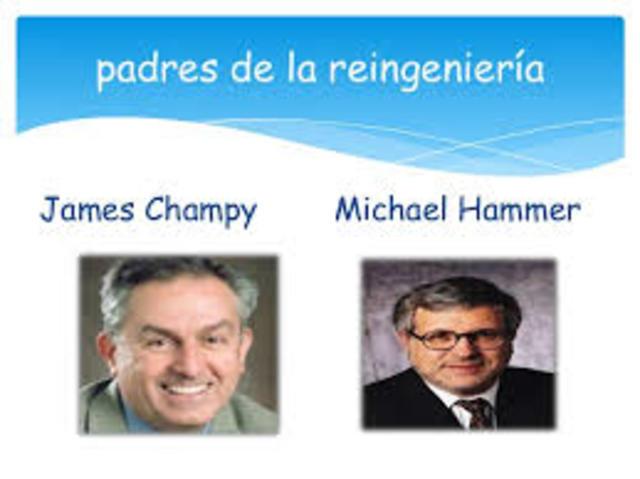 Michael Hammer y James Champy - Estados Unidos