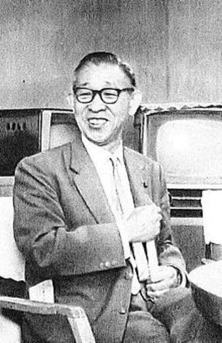 Konosuke Matsushita - Japon