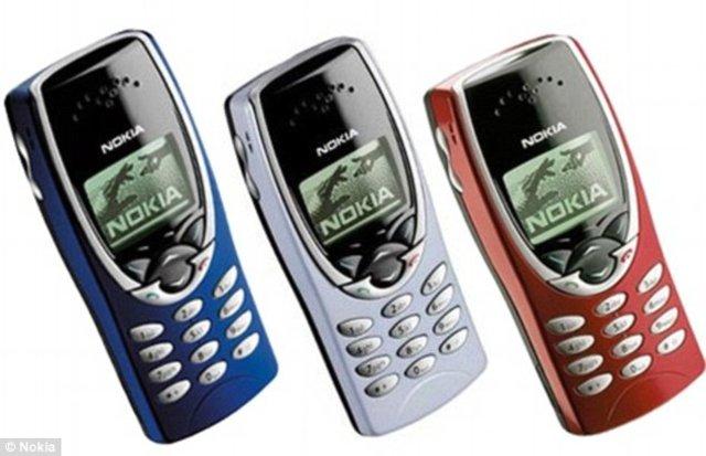 NOKIA; 8210,7110, 5210, 3210