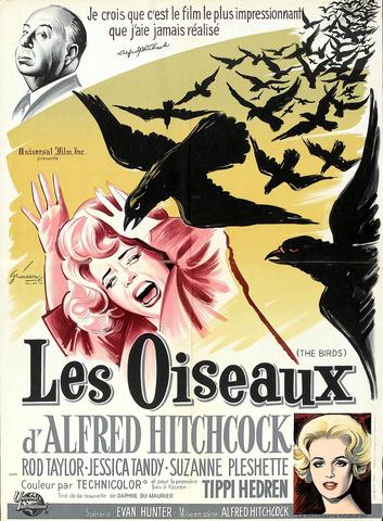 Alfred Hitchcock - Les Oiseaux