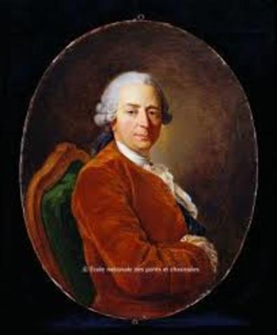 JEAN-RODOLPHE PERRONET, ESTUDIOS DE CICLOS 1760