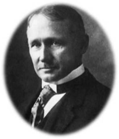 FREDERICK WINSLOW TAYLOR- ESTUDIOS SOBRE LA INDUSTRIA DEL TRABAJO 1878