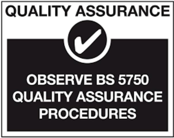 Norma BS 5750 - Inglaterra