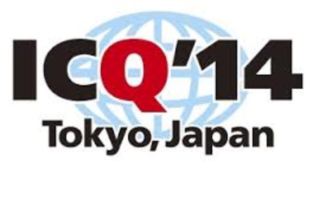 Conferencia Internacional de Control de Calidad - Japon