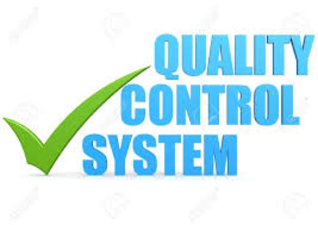 Sistemas de control de calidad - Europa