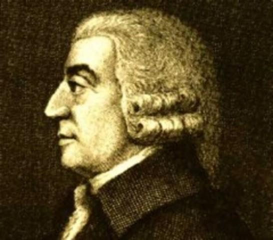 Adam Smith-Especialización del Trabajo