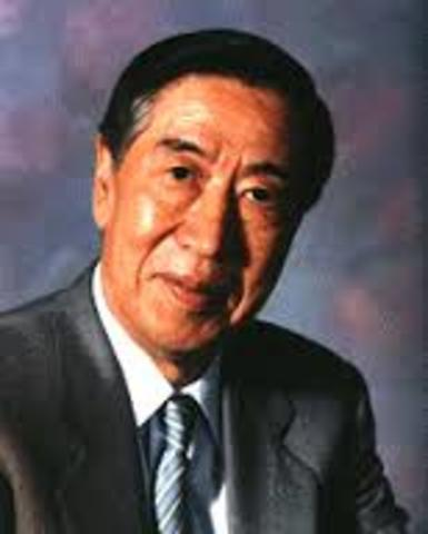 Genichi Taguchi.