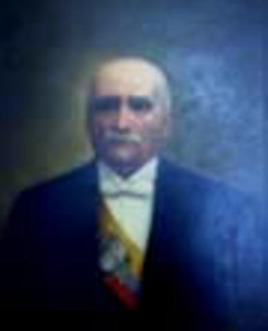 Marco Fidel Suárez Presidente