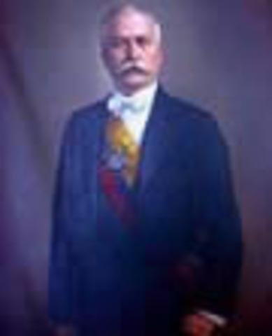 Pedro Nel Ospina Presidente