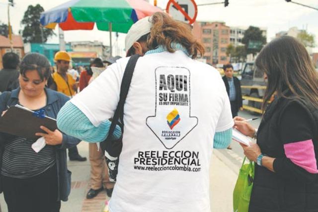 Aprobada la Reelección Presidencial