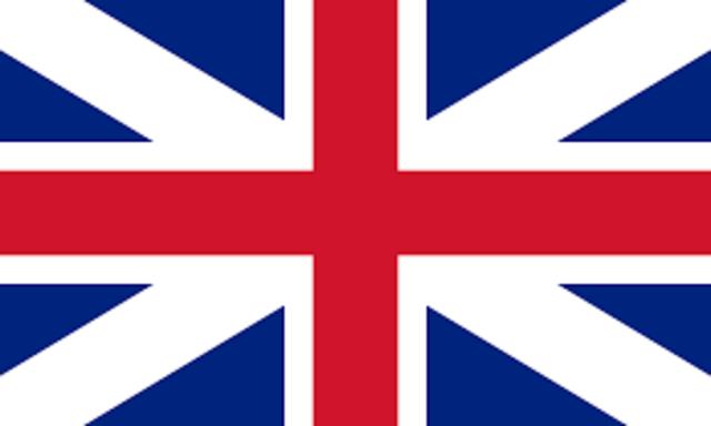 British empire wins war