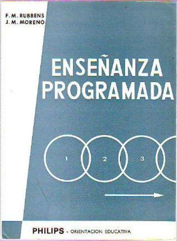 La enseñanza programada se formaliza