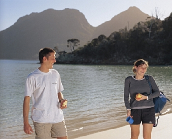 People Now Live in Tasmania