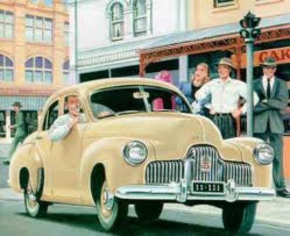 First Car Made