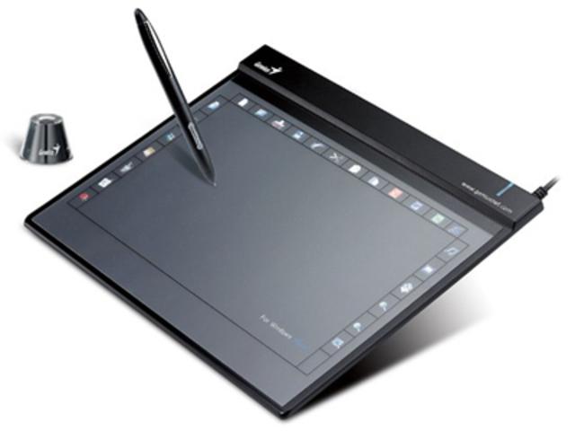 Llegada de la Tableta Digitalizadora