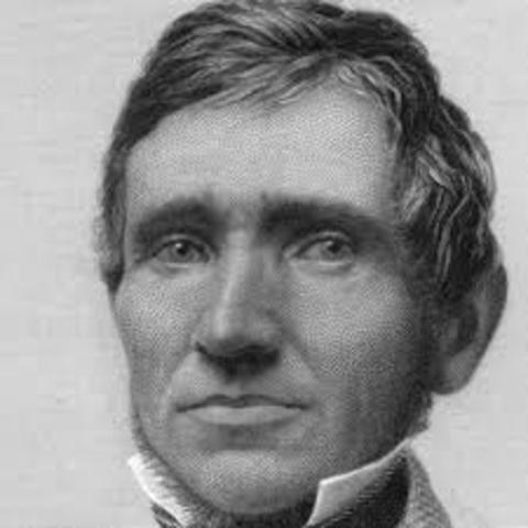 Charles Goodyear Discovers Rubber Vulcanization