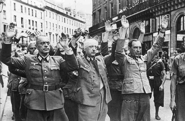 Nazi Surrender