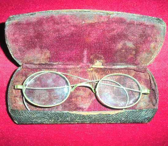 Los primeros anteojos(1286).
