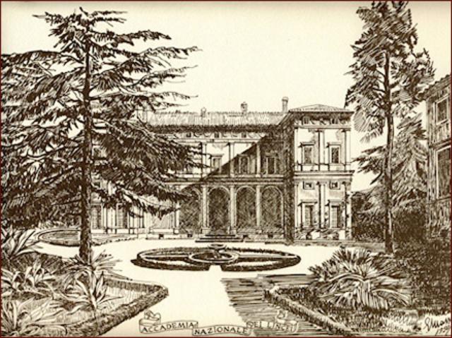 Se funda la Academia Lincea(1603).