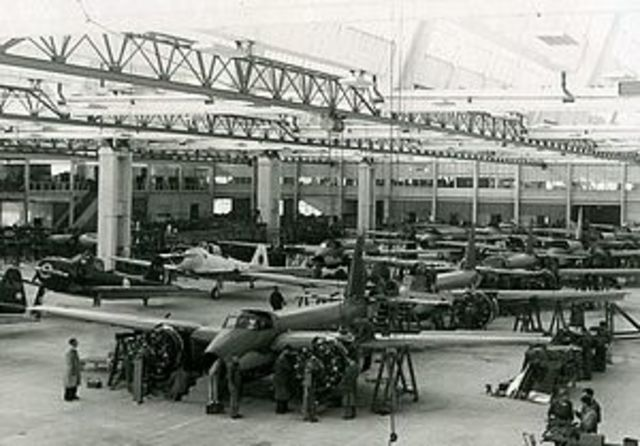 Invención de automóviles y aeroplanos(XX).(1901- 2000)