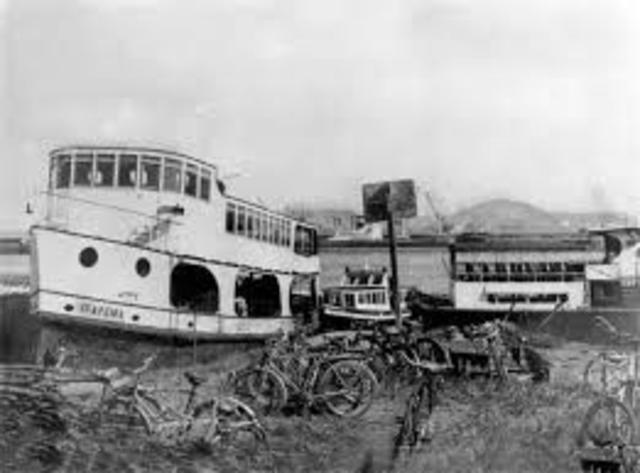 1952 - Família de Lula se muda para o Guaruja