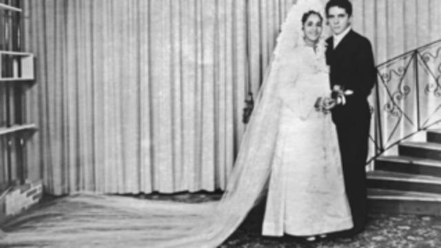 1969 - Lula se casa