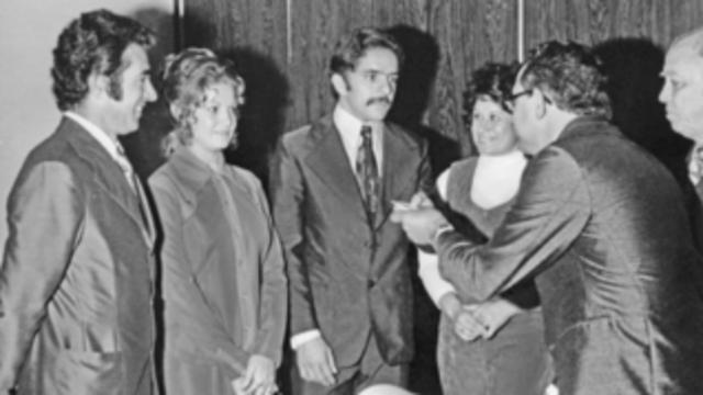 1974 - Lula se casa novamente