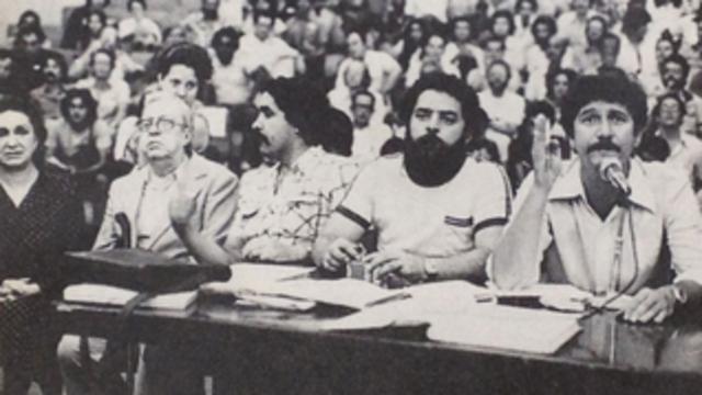 1980 - Fundou-se o PT