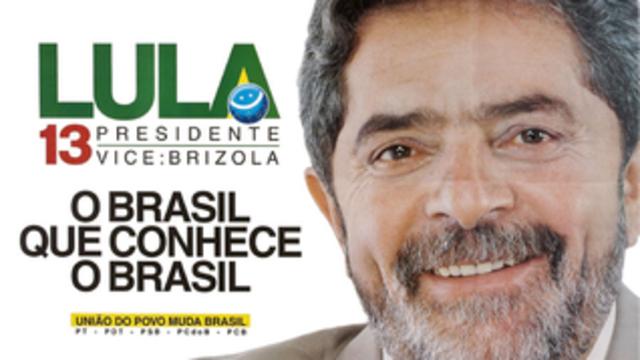 1998 - Lula perde novamente