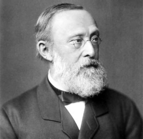 Rudolf Virchow amplía la teoría celular
