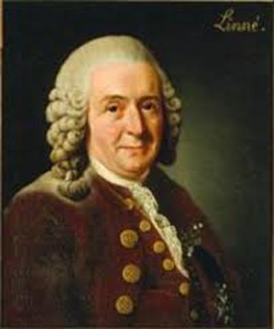 Carl von Linneo