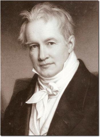 Friedrich Wilheim Heinrich Alexander Freiherr von Humboldt