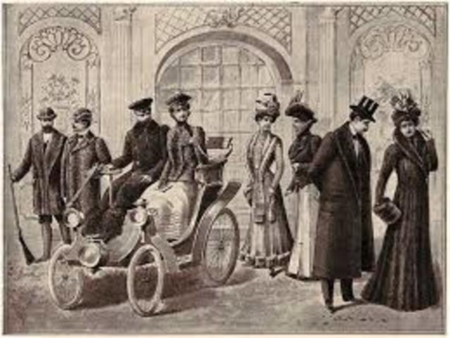 SIGLO XX AÑOS 1900