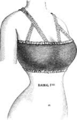 Breast Supporters Replace Corsets