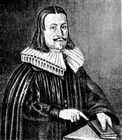Andreas Libau ó Libavius